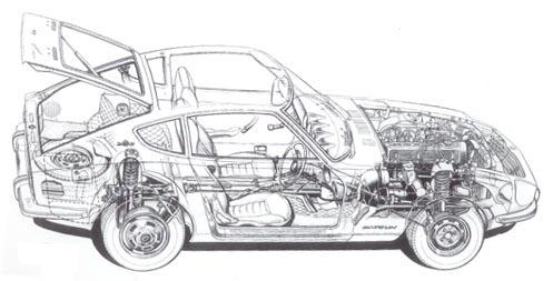 Wide Body Corvette moreover 92 Nissan Pathfinder Wiring Diagrams together with Nissan 240z Engine Diagram besides  on datsun 280z vacuum diagram