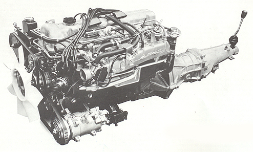 280ZX techical specifications